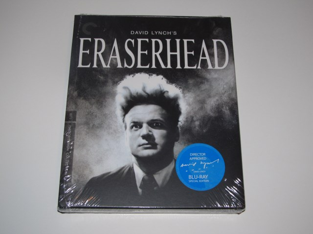 Eraserhead Packaging Photos Criterion Forum